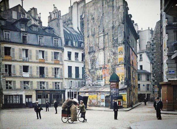 15 σπάνιες έγχρωμες φωτογραφίες από το Παρίσι του 1914 (9)