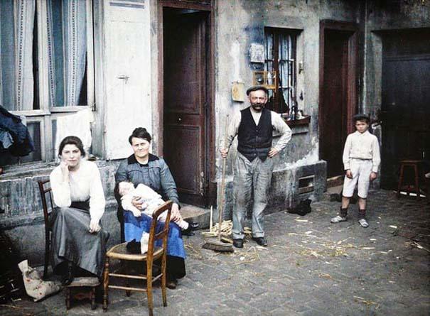 15 σπάνιες έγχρωμες φωτογραφίες από το Παρίσι του 1914 (10)