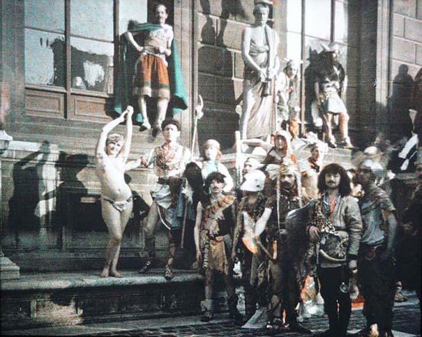 15 σπάνιες έγχρωμες φωτογραφίες από το Παρίσι του 1914 (12)