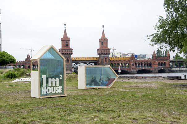 Το σπίτι του... ενός τετραγωνικού (3)