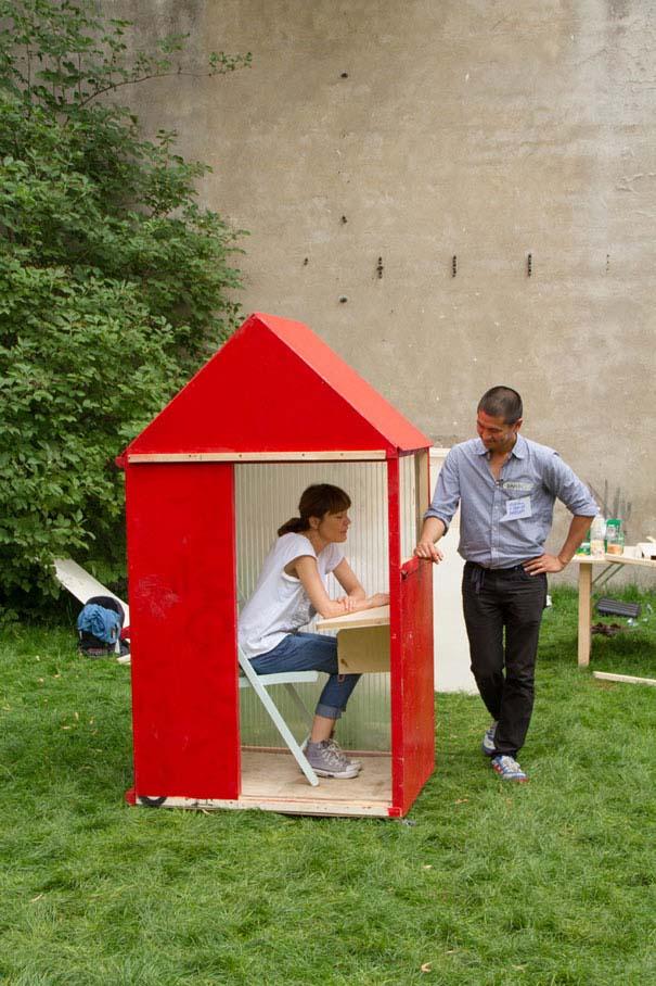 Το σπίτι του... ενός τετραγωνικού (8)