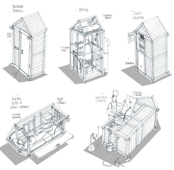 Το σπίτι του... ενός τετραγωνικού (11)