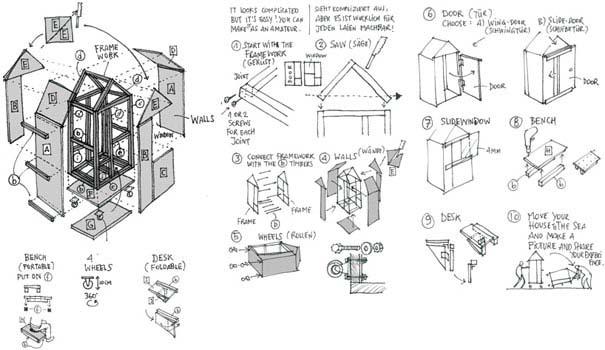 Το σπίτι του... ενός τετραγωνικού (13)