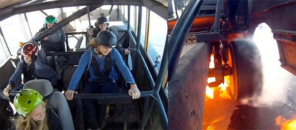 Σχολικό λεωφορείο - πύραυλος
