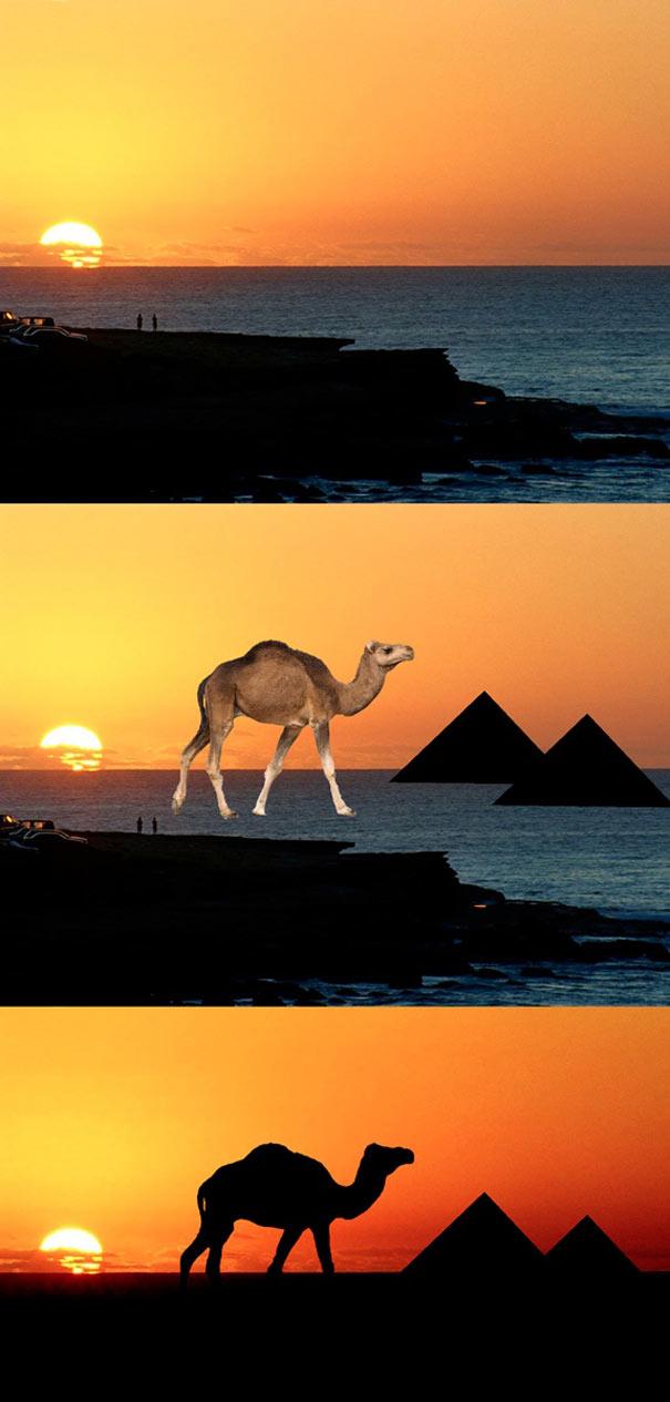 Πως να ταξιδέψετε στην Αφρική με τη βοήθεια του Photoshop (2)