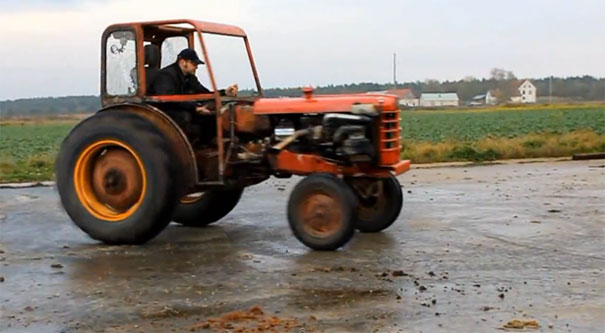 Εξαρθρώθηκε το κύκλωμα που έκλεψε 77 τρακτέρ σε Μακεδονία – Θεσσαλία