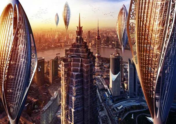 Εντυπωσιακά παραδείγματα Βιοκλιματικής Αρχιτεκτονικής του μέλλοντος (3)