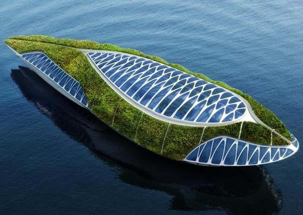 Εντυπωσιακά παραδείγματα Βιοκλιματικής Αρχιτεκτονικής του μέλλοντος (9)
