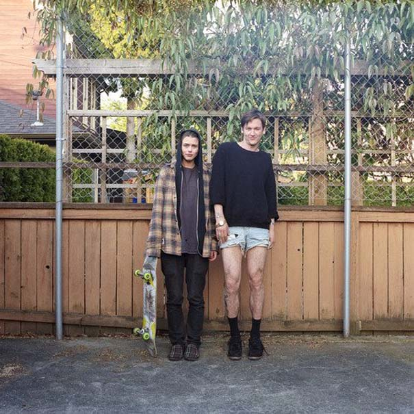 Ζευγάρια σε ανταλλαγή ρούχων (34)