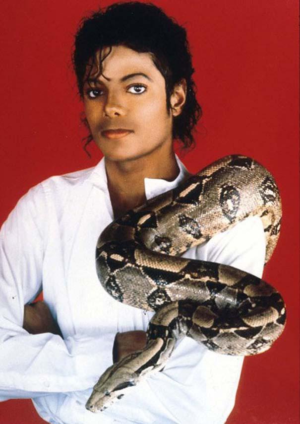 Οι αλλαγές στο πρόσωπο του Michael Jackson με το πέρασμα των χρόνων (6)