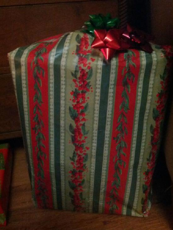 Καλή τύχη με το άνοιγμα αυτού του χριστουγεννιάτικου δώρου... | Otherside.gr (15)