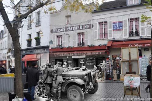 25 φωτογραφίες του Β' Παγκοσμίου Πολέμου συναντούν το σήμερα (2)