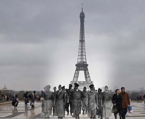 25 φωτογραφίες του Β' Παγκοσμίου Πολέμου συναντούν το σήμερα (3)