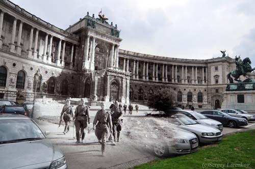 25 φωτογραφίες του Β' Παγκοσμίου Πολέμου συναντούν το σήμερα (7)