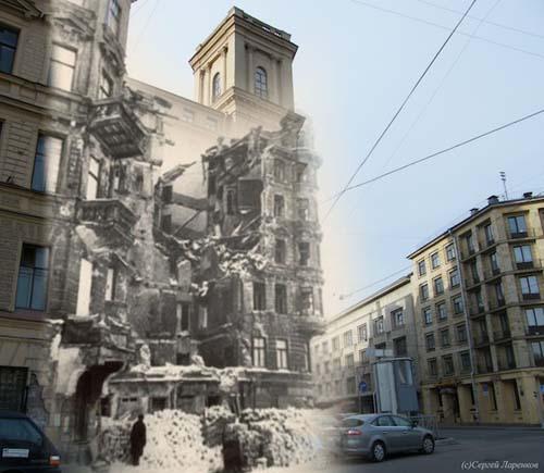 25 φωτογραφίες του Β' Παγκοσμίου Πολέμου συναντούν το σήμερα (10)
