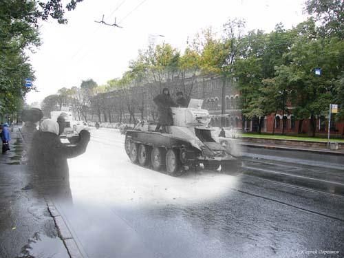 25 φωτογραφίες του Β' Παγκοσμίου Πολέμου συναντούν το σήμερα (22)