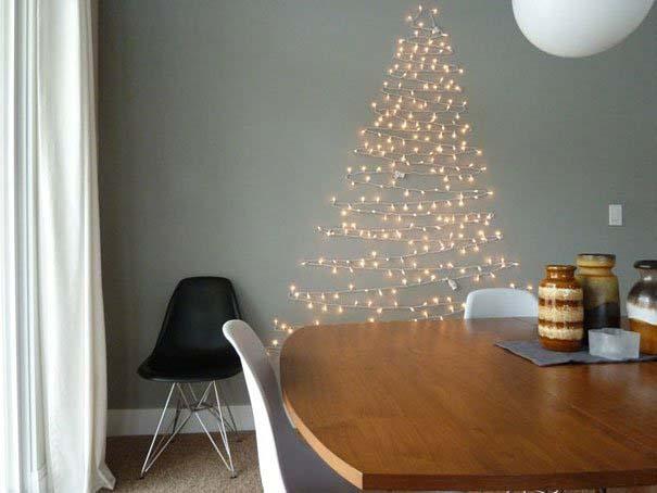 DIY Χριστουγεννιάτικα δέντρα (19)