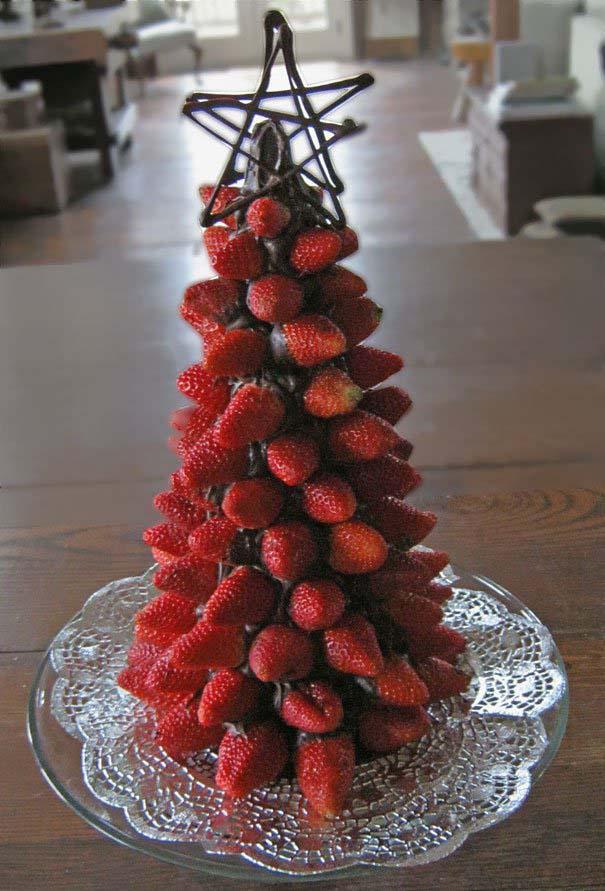 DIY Χριστουγεννιάτικα δέντρα (20)
