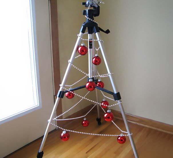 DIY Χριστουγεννιάτικα δέντρα (26)