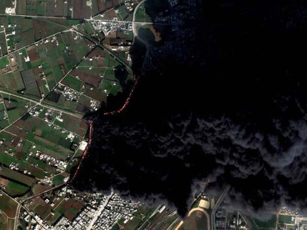 Οι καλύτερες δορυφορικές φωτογραφίες του 2012 (20)
