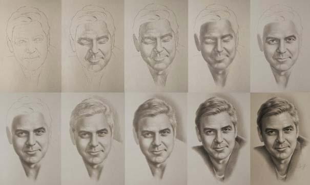 21 εκπληκτικά πορτραίτα διασήμων με μολύβι (4)