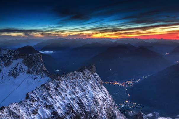 Έκρηξη χρωμάτων στον ουρανό - Φωτογραφίες που κόβουν την ανάσα (5)