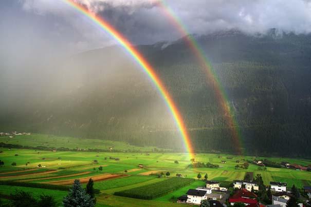 Έκρηξη χρωμάτων στον ουρανό - Φωτογραφίες που κόβουν την ανάσα (6)