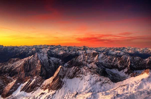 Έκρηξη χρωμάτων στον ουρανό - Φωτογραφίες που κόβουν την ανάσα (8)