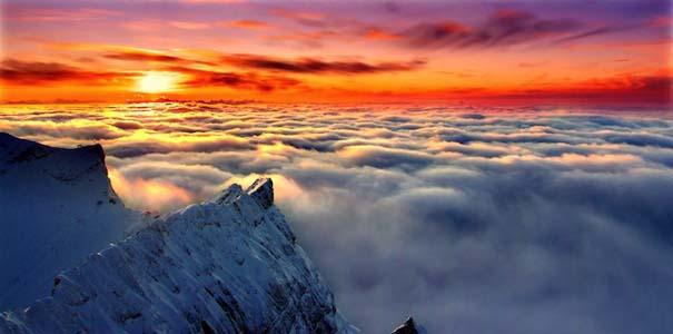 Έκρηξη χρωμάτων στον ουρανό - Φωτογραφίες που κόβουν την ανάσα (11)