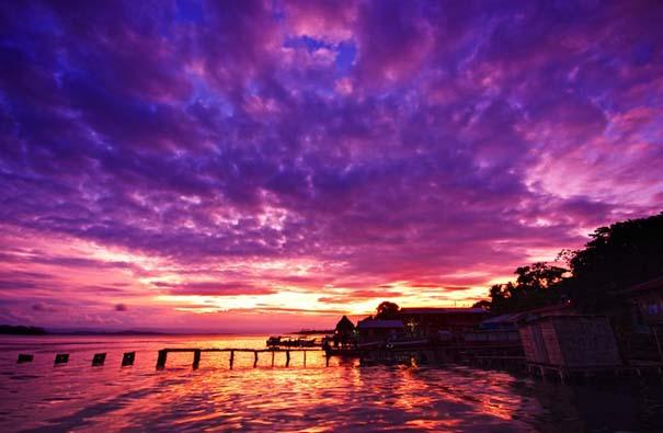 Έκρηξη χρωμάτων στον ουρανό - Φωτογραφίες που κόβουν την ανάσα (12)