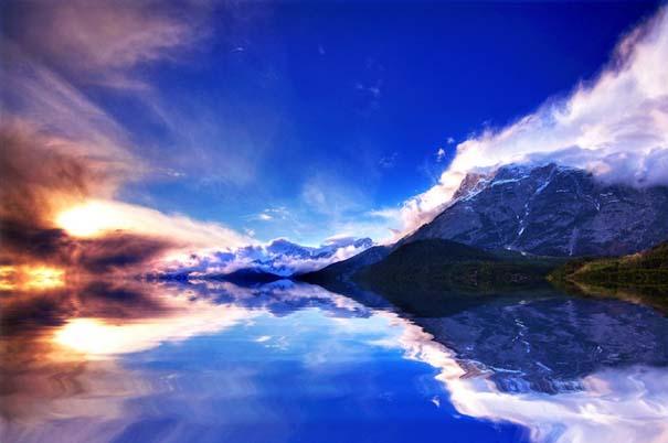 Έκρηξη χρωμάτων στον ουρανό - Φωτογραφίες που κόβουν την ανάσα (13)