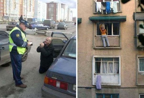 Εν τω μεταξύ στη Ρωσία…