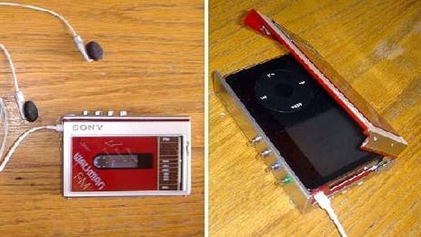 Εναλλακτικές χρήσεις για αντικείμενα παλαιάς τεχνολογίας (5)