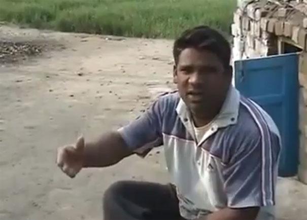 Ινδός κάνει εκπληκτικές μιμήσεις ζώων