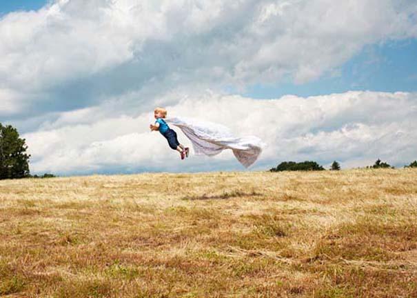 Το ιπτάμενο μωρό ξανάρχεται! (4)