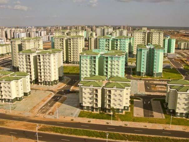 Kilamba: Μια πόλη φάντασμα στην Ανγκόλα (3)