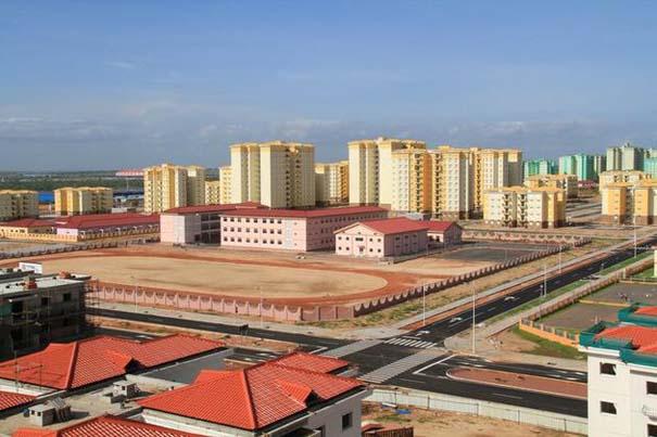 Kilamba: Μια πόλη φάντασμα στην Ανγκόλα (4)
