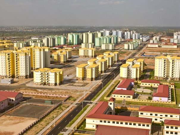 Kilamba: Μια πόλη φάντασμα στην Ανγκόλα (5)
