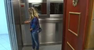 Νέα μακάβρια φάρσα σε ασανσέρ… Και νεκρούς ανασταίνει! (Video)