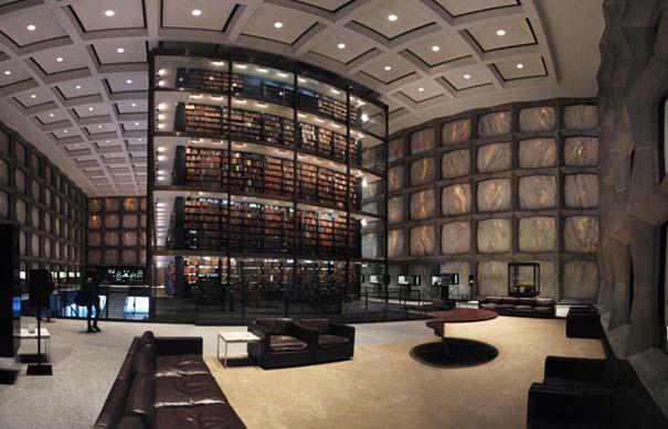 10 από τις ομορφότερες σχολικές βιβλιοθήκες στον κόσμο (2)
