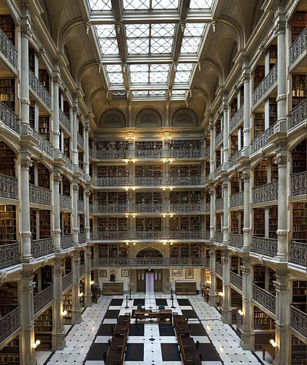 10 από τις ομορφότερες σχολικές βιβλιοθήκες στον κόσμο (3)
