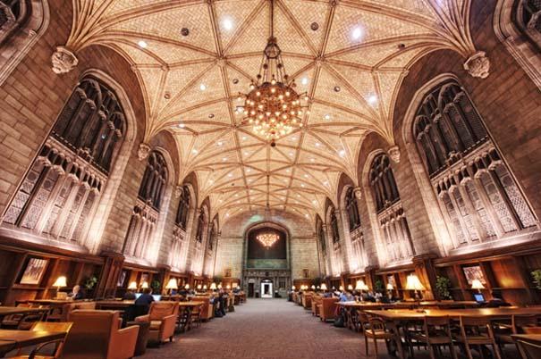 10 από τις ομορφότερες σχολικές βιβλιοθήκες στον κόσμο (4)