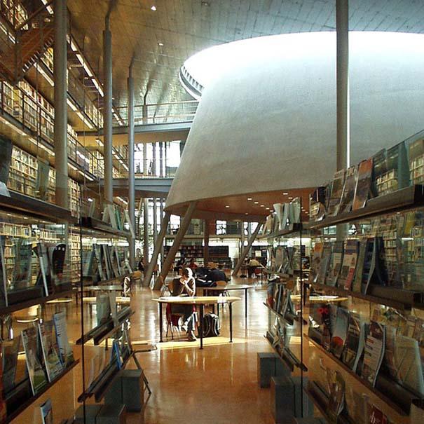 10 από τις ομορφότερες σχολικές βιβλιοθήκες στον κόσμο (6)