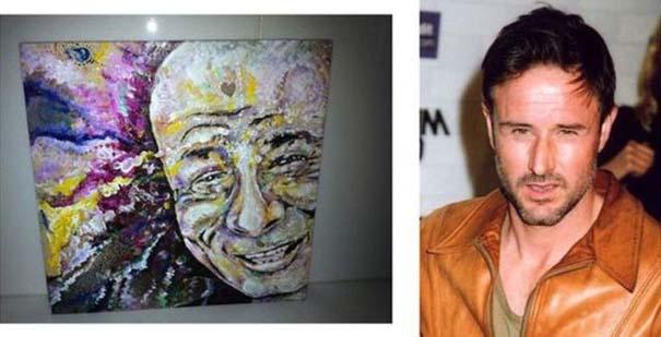 Όταν οι διάσημοι... ζωγραφίζουν! (6)