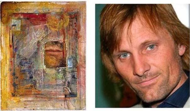 Όταν οι διάσημοι... ζωγραφίζουν! (9)