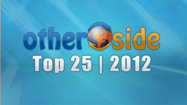 Τα 25 πιο δημοφιλή άρθρα του 2012 στο Otherside.gr