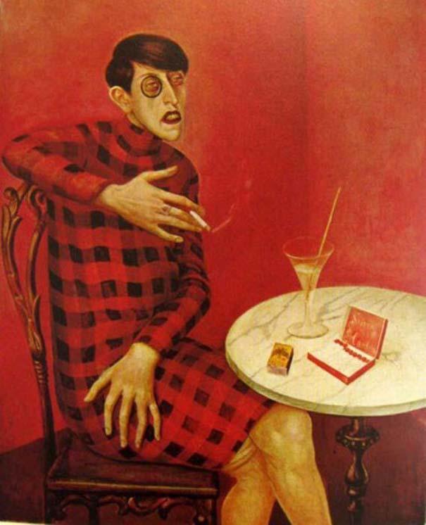 Διάσημοι πίνακες ζωγραφικής σε απρόσμενες αναπαραστάσεις (4)
