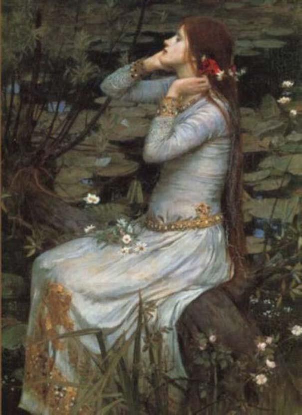 Διάσημοι πίνακες ζωγραφικής σε απρόσμενες αναπαραστάσεις (14)