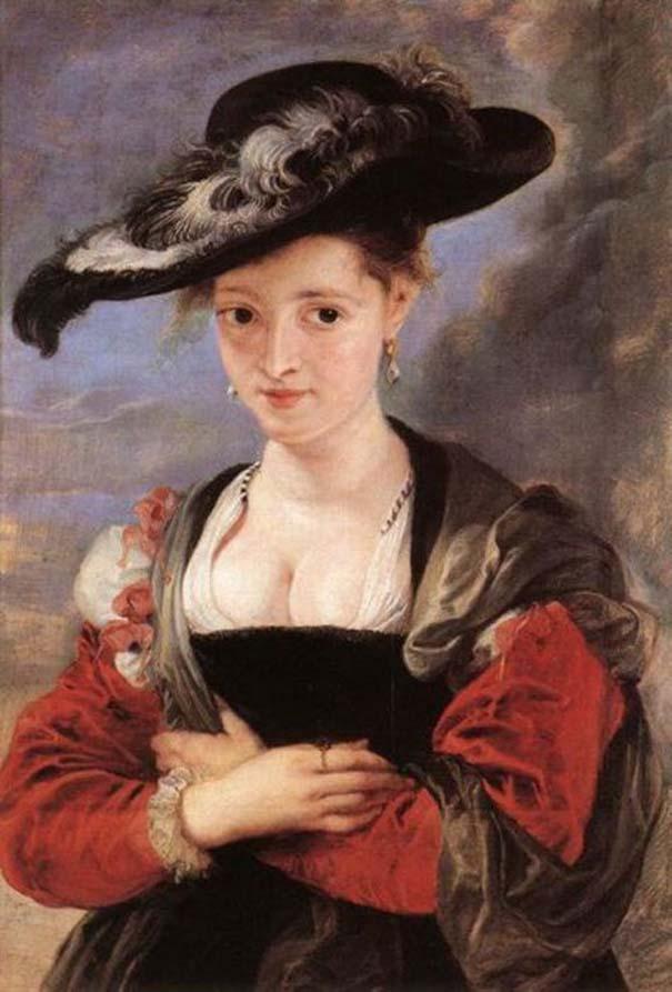 Διάσημοι πίνακες ζωγραφικής σε απρόσμενες αναπαραστάσεις (24)