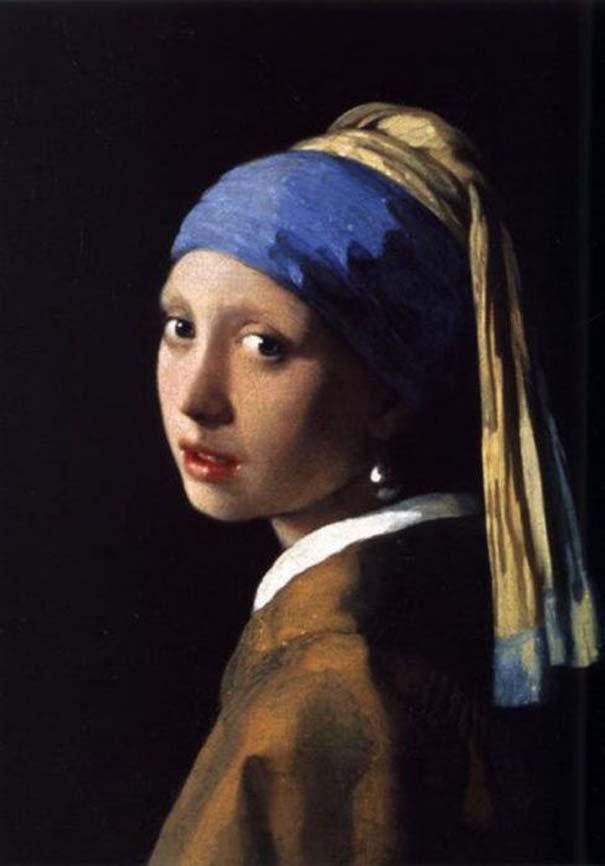 Διάσημοι πίνακες ζωγραφικής σε απρόσμενες αναπαραστάσεις (28)